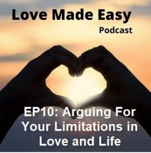 aruging for your limitations